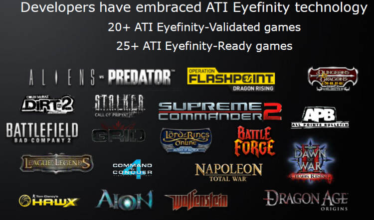 ATI Eyefininty Enhanced